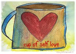 image cup of self love