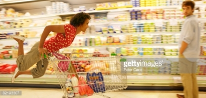 shopping trolley fun 2