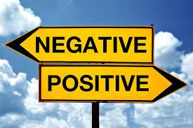 Positive - Negative