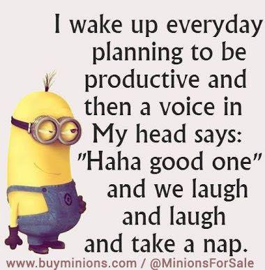 productive minions