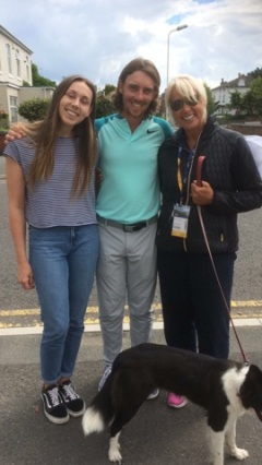 Tommy Fleetwood in Ainsdale