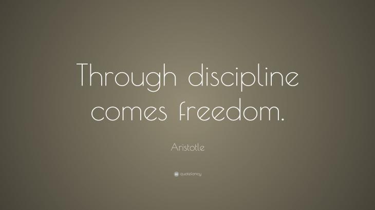 discipline 4