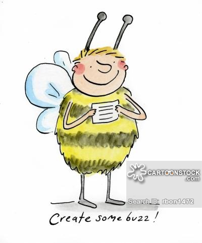 Create some buzz!