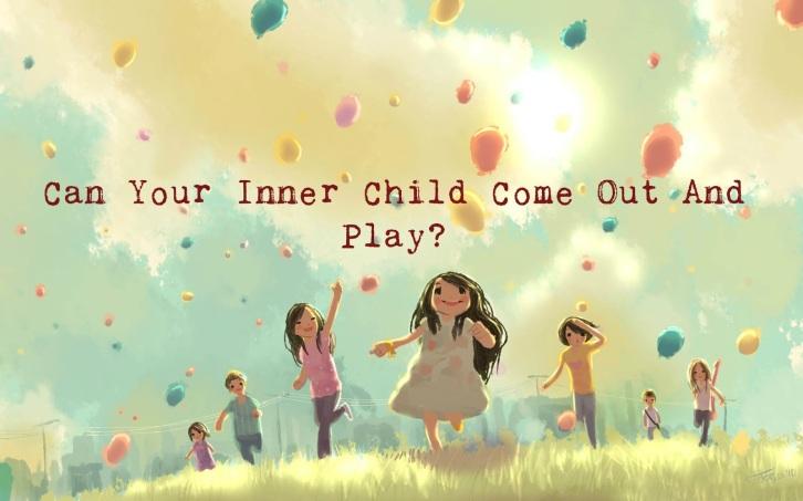 Inner Child - children playing image