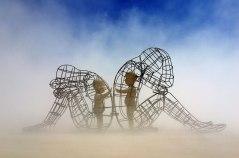 Inner child sculpture by Jameson Love