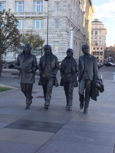 Liverpool - the Beatles