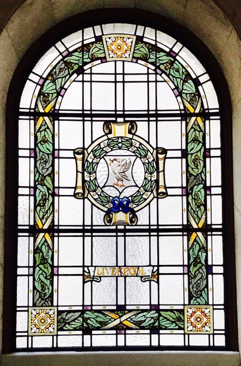 Port of Liverpool Building - Liverpool Window