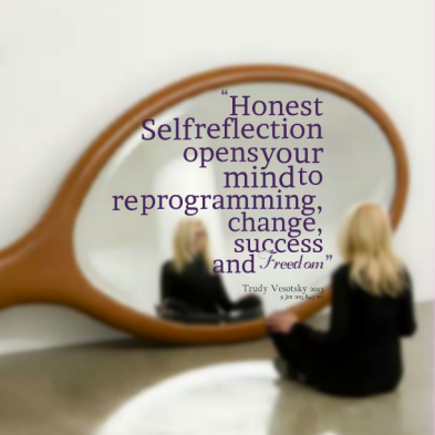 Self-Reflection 1
