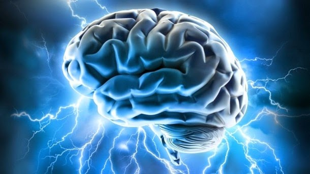 Global thinking electrical energy brain