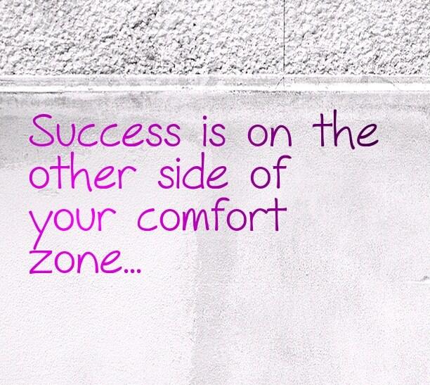 Comfort Zone - Life Begins