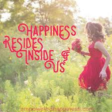 Visualise running through a happy meadow